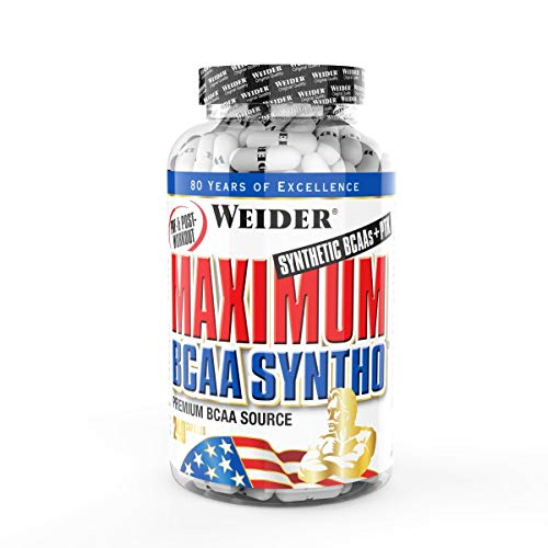 Weider Maximum BCAA Syntho + PTK, Neutral, 1er Pack (1 x 210 g)
