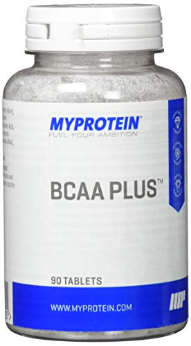 Myprotein BCAA Plus 1000 mg- 90 Tabletten, 1er Pack (1 x 91 g)