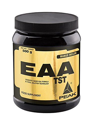 Peak EAA - TST Black, Black Cherry, 500 g