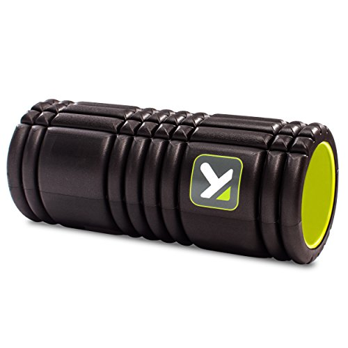 Trigger Point Foamroller Grid, Black, 33 x 14 cm, 3700006350013
