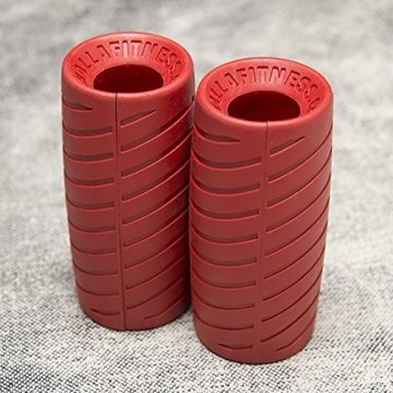 GRIP RIPPERS - Fat Bar Training Fo Grip, Functional, Fitness, Strength Training, Climbing and Grappling - 4
