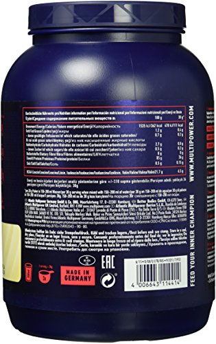 Multipower Whey Isolate French Vanilla 725g, 1er Pack (1 x 725 g) - 5