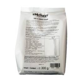 My Supps 100% Amino EAAs Powder -