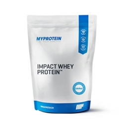 Myprotein Impact Whey Protein Natural Chocolate, 1er Pack (1 x 1 kg) -