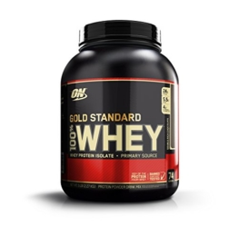 Optimum Nutrition Whey Gold Standard Protein, Double Rich Chocolate, 1er Pack (1 x 2273 g) - 1