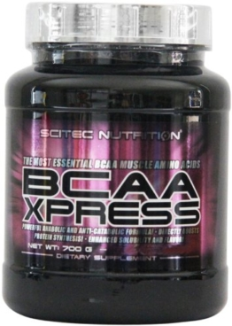 Scitec Nutrition BCAA Express, Apfel, 700 g, 25077 -