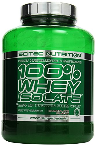 Scitec Nutrition Whey Isolate Schokolade, 1er Pack (1 x 2000 g) -