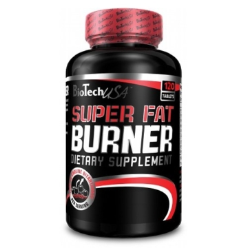 Super Fat Burner 120 tabs -