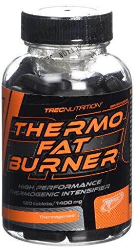THERMO FAT BURNER MAX - 120 tabs/1000mg NEW (MAX series) -