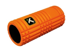 Trigger Point Ball Foamroller Grid, Orange, TF00226 - 1