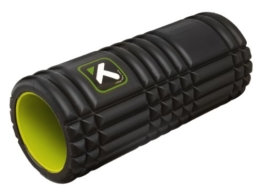 Trigger Point Foamroller Grid, Black, 33 x 14 cm, 3700006350013 - 1
